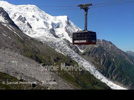 Teleférico de l'Aiguille du Midi - Chamonix