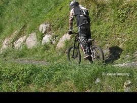 Espacio BTT Les 2 Alpes