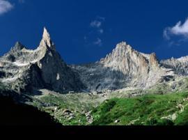 El Parque Nacional de los Ecrins, soberbio paisaje…