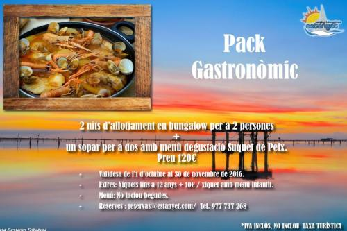 Pack Gastronomico